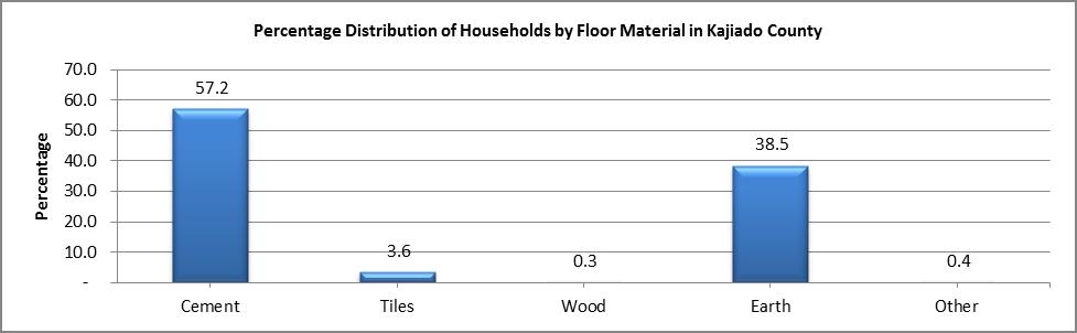Kajiado - Floor Material