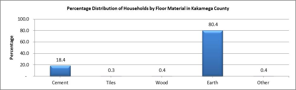 Kakamega - Floor Material