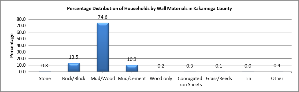 Kakamega - Wall Materials
