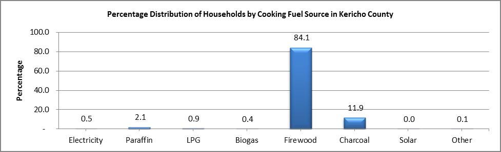 Kericho - Cooking Fuel