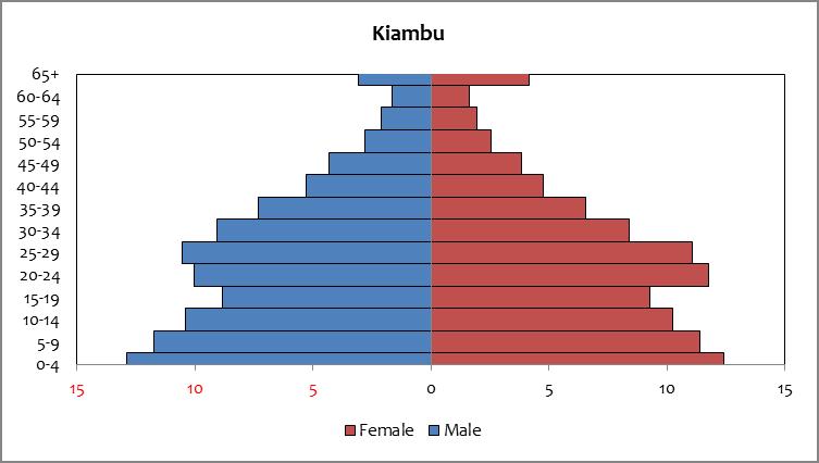 Kiambu - Population