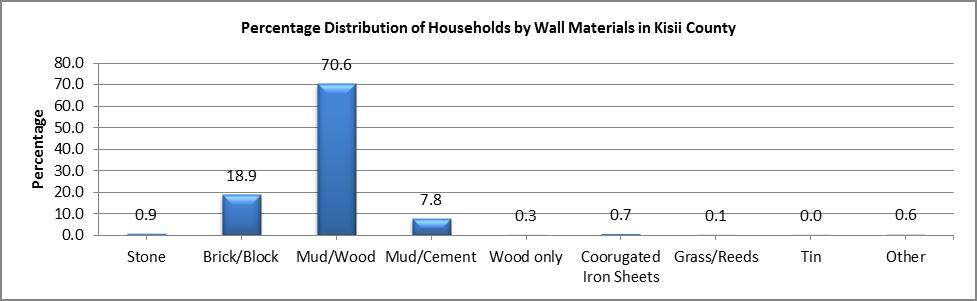 Kisii - Wall Materials