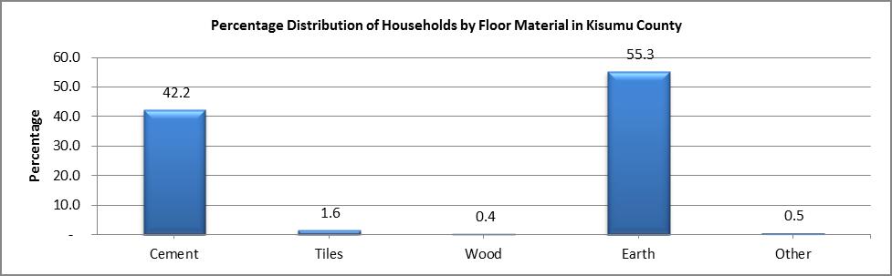Kisumu - Floor Material