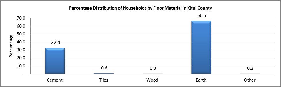 Kitui - Floor Material