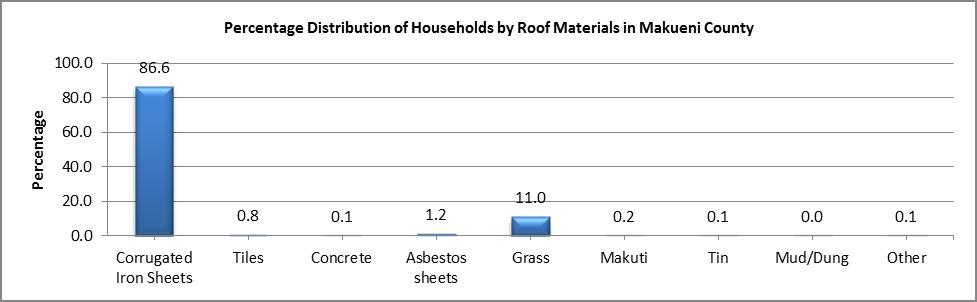Makueni - Roof Materials