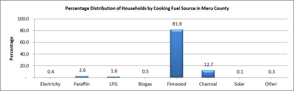 Meru - Cooking Fuel