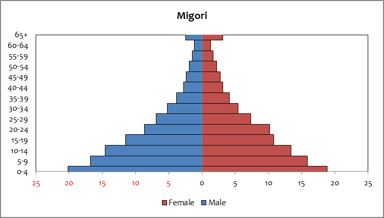 Migori - population