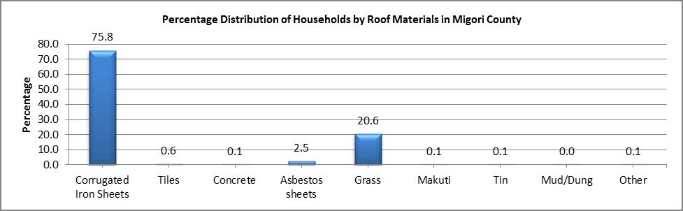 Migori - Roof Materials
