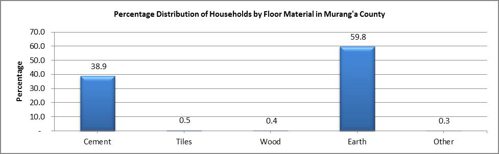 Murang'a - Floor Material