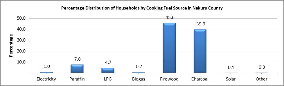 Nakuru - Cooking Fuel