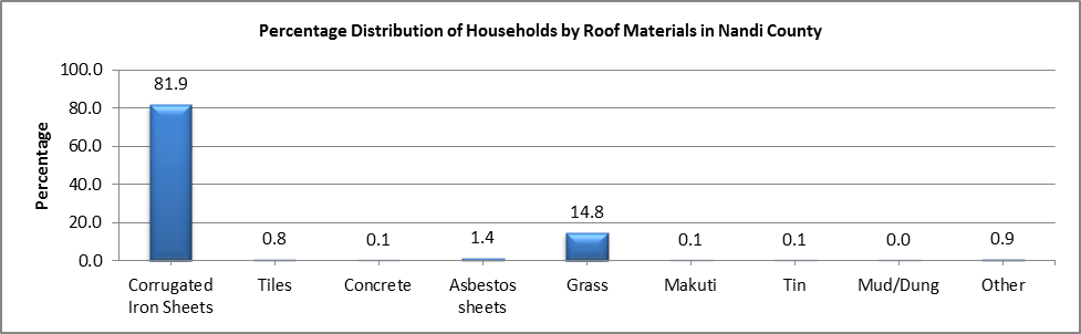 Nandi - Roof Materials