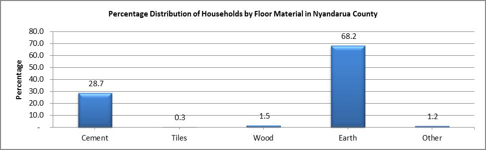 Nyandarua - Floor Material