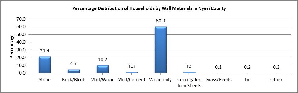 Nyeri - Wall Materials