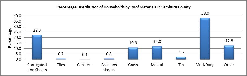 Samburu - Roof Materials