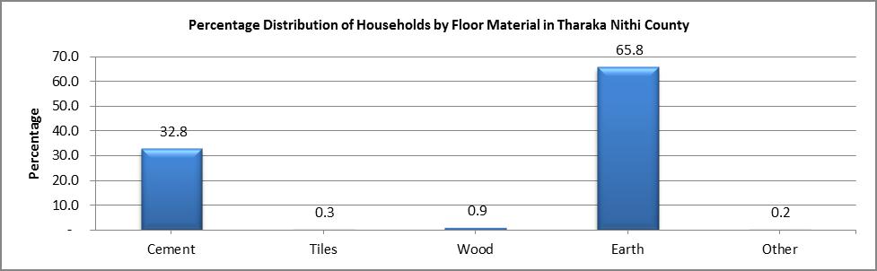 Tharaka Nithi - Floor Material