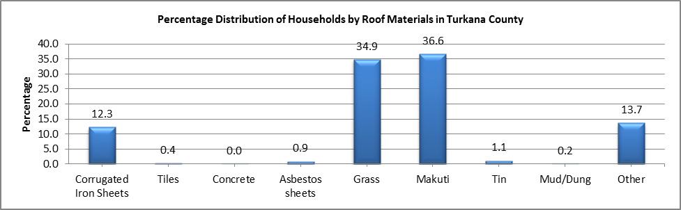 Turkana - Roof Materials