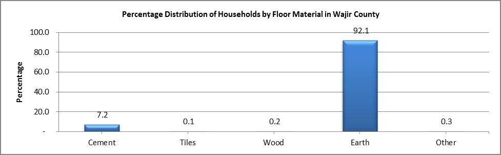 Wajir - Floor Material