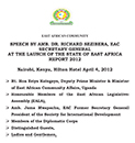 Richard Sezibera Speech - SoEAR Launch.pdf