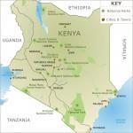 kenya-map